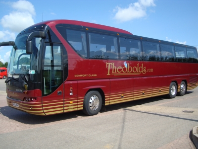 Theobolds Coaches & Holidays Ltd