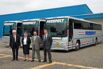 Prospect Coaches (West) Ltd