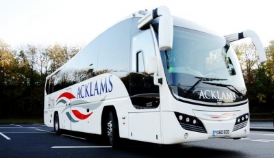 Acklams Coaches Ltd