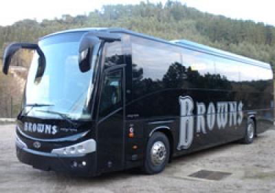 Browns Coaches (SK) Ltd