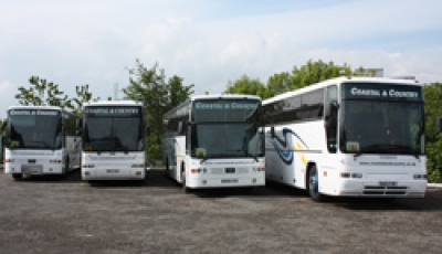 Coastal and Country Coaches Ltd