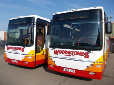 Woodstones Coaches Ltd